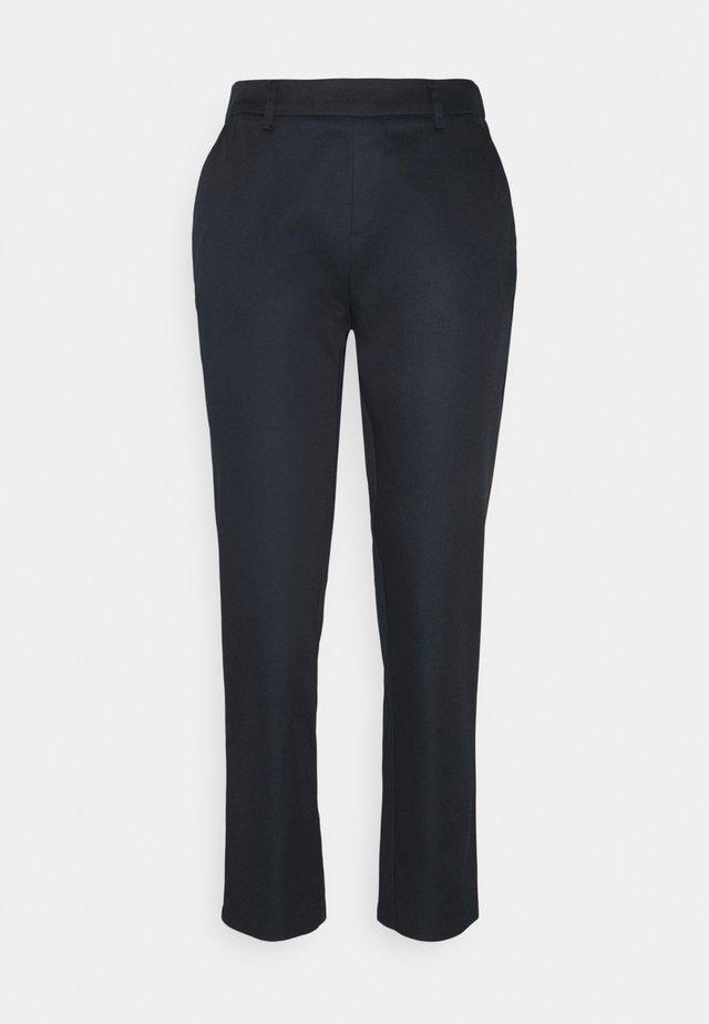 BASIC - Chino - Pantaloni - dark blue
