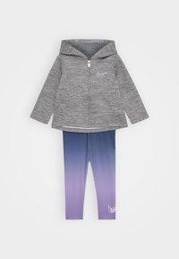 Nike Sportswear - THERMA SET - veste en sweat zippée - violet star - 0