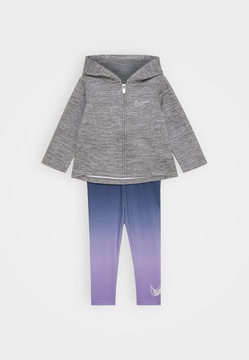 Nike Sportswear - THERMA SET - veste en sweat zippée - violet star