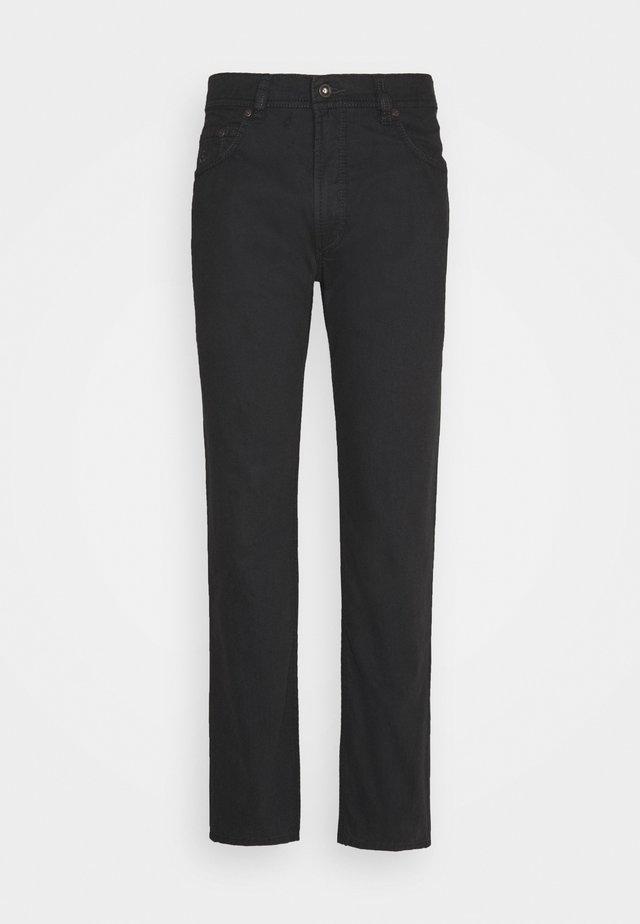 NEVADA - Spodnie materiałowe - black