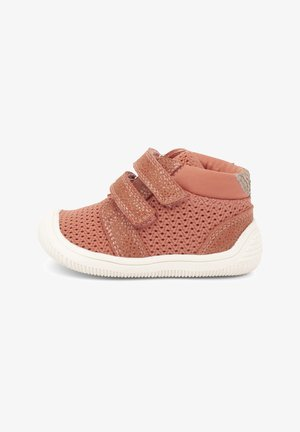 Baby shoes - canyon rose