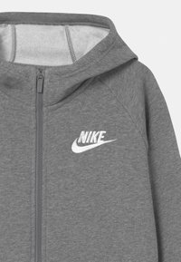 Nike Sportswear - PLUS FULL ZIP - Mikina na zip - carbon/white - 2