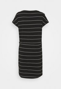 ONLY Tall - ONLMAY LIFE DRESS 2 PACK - Jerseykjole - black/thin stripe/black solid - 2