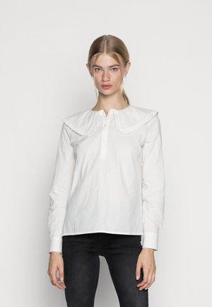 TORBINA  - Long sleeved top - broken white