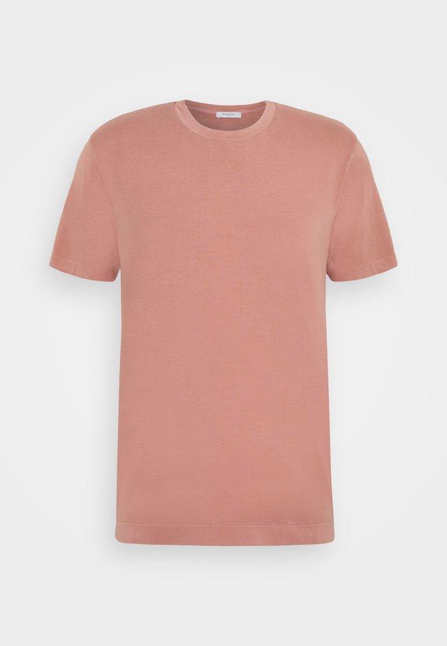 T-shirt basic - light red
