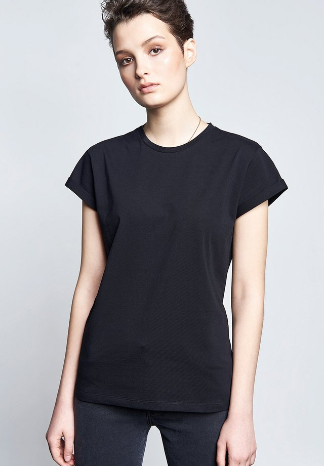 FRIEND - Basic T-shirt - black