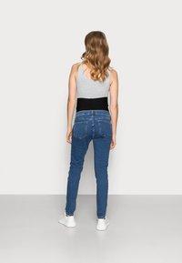 Anna Field MAMA - Jeans Skinny Fit - blue denim - 2