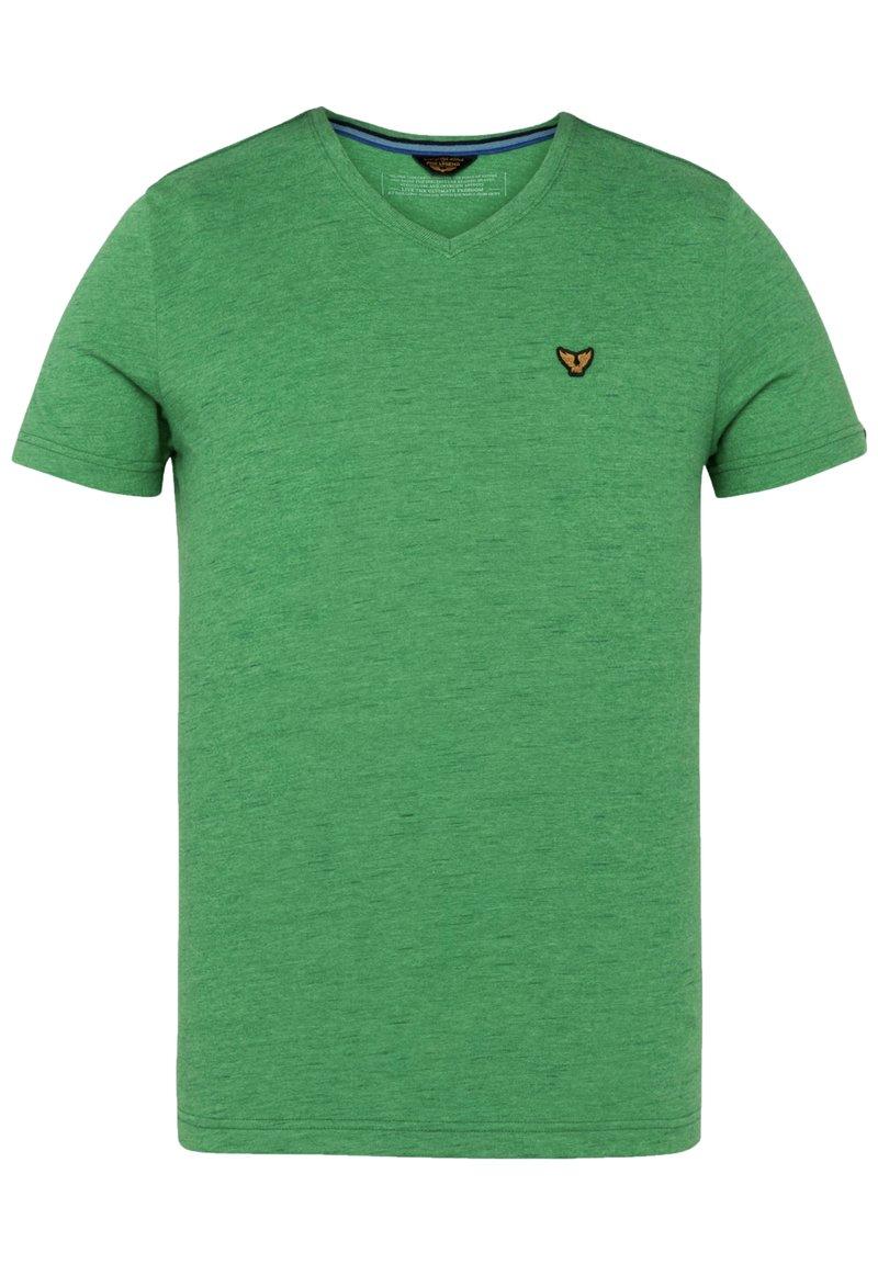 PME Legend - Print T-shirt - green