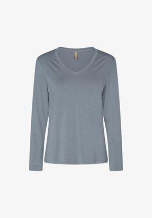MARICA - Long sleeved top - ocean blue