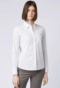 BOSS - BANEW - Button-down blouse - white - 0