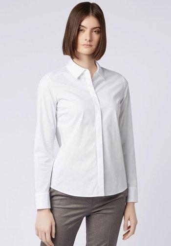BANEW - Button-down blouse - white