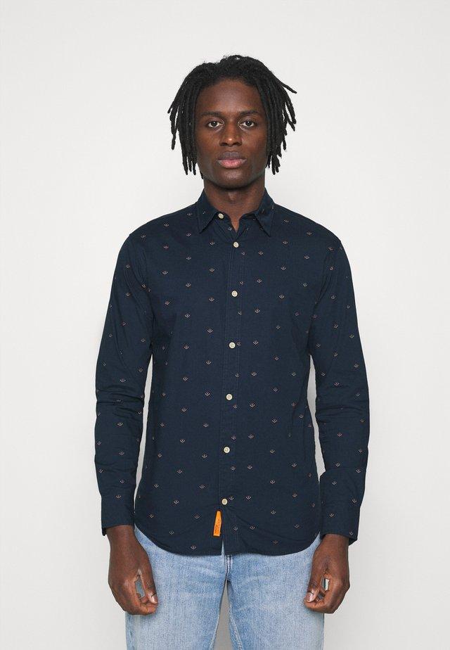 JORTONS DITSY - Shirt - navy blazer