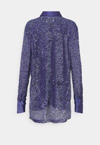 MANÉ - AZURE  - Button-down blouse - azure - 1