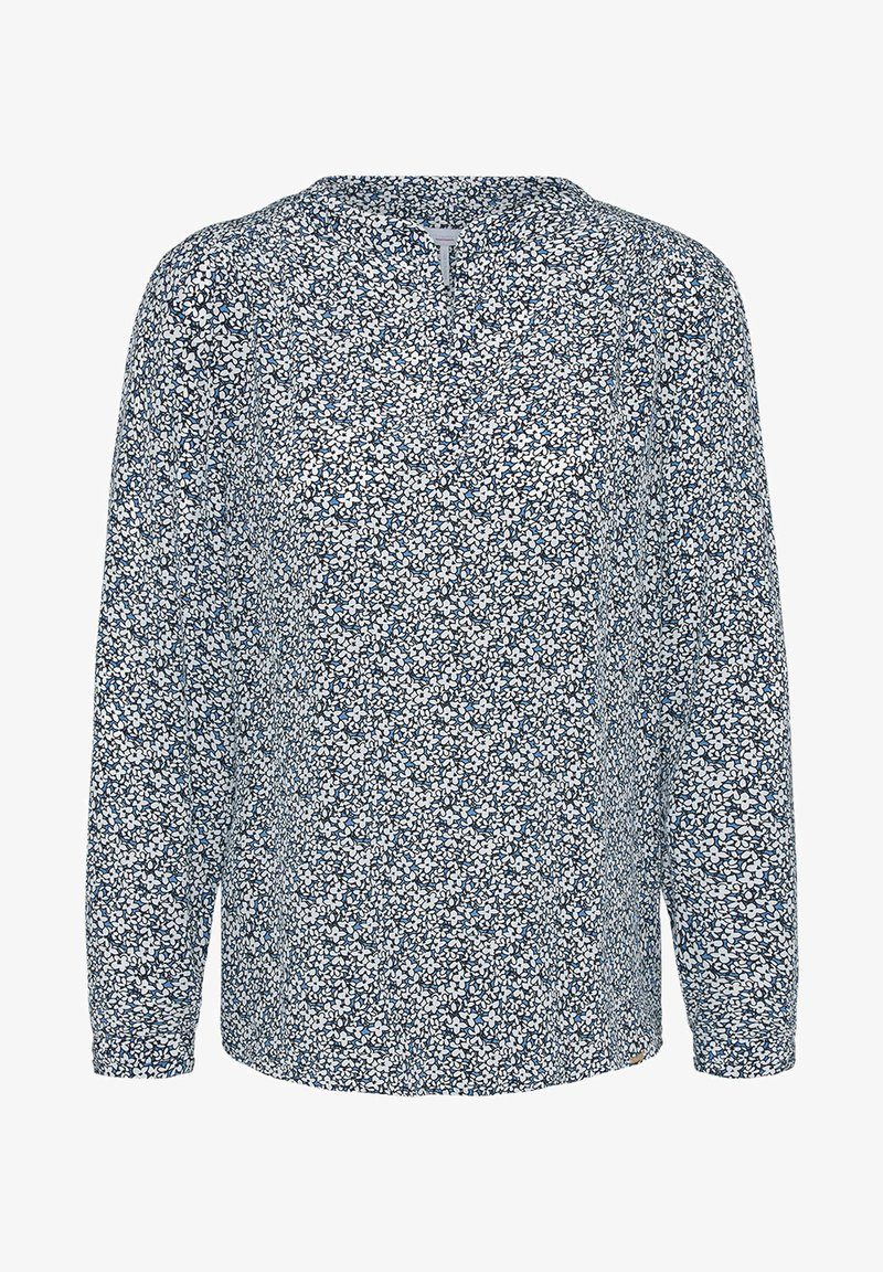 Cinque - Long sleeved top - blue