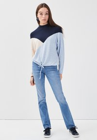 Cache Cache - Straight leg jeans - denim double stone - 1