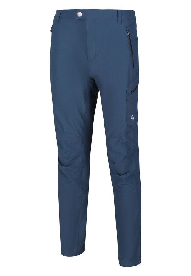 HIGHTON  - Outdoor trousers - dark denim
