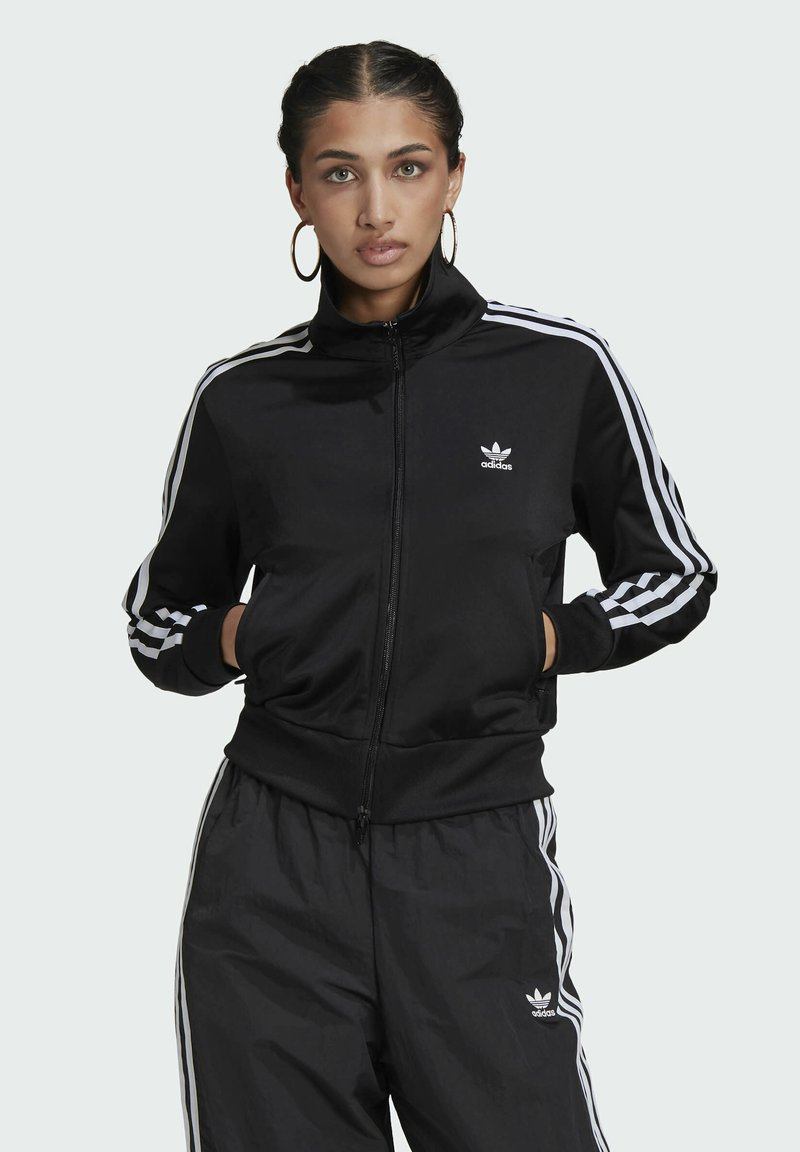 adidas Originals - FIREBIRD TTPB - Veste de survêtement - black