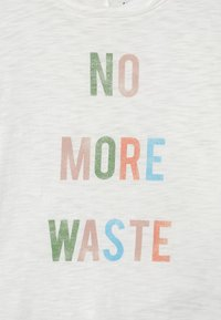 GAP - GIRL GREEN LABEL TEE - Print T-shirt - new off white - 2