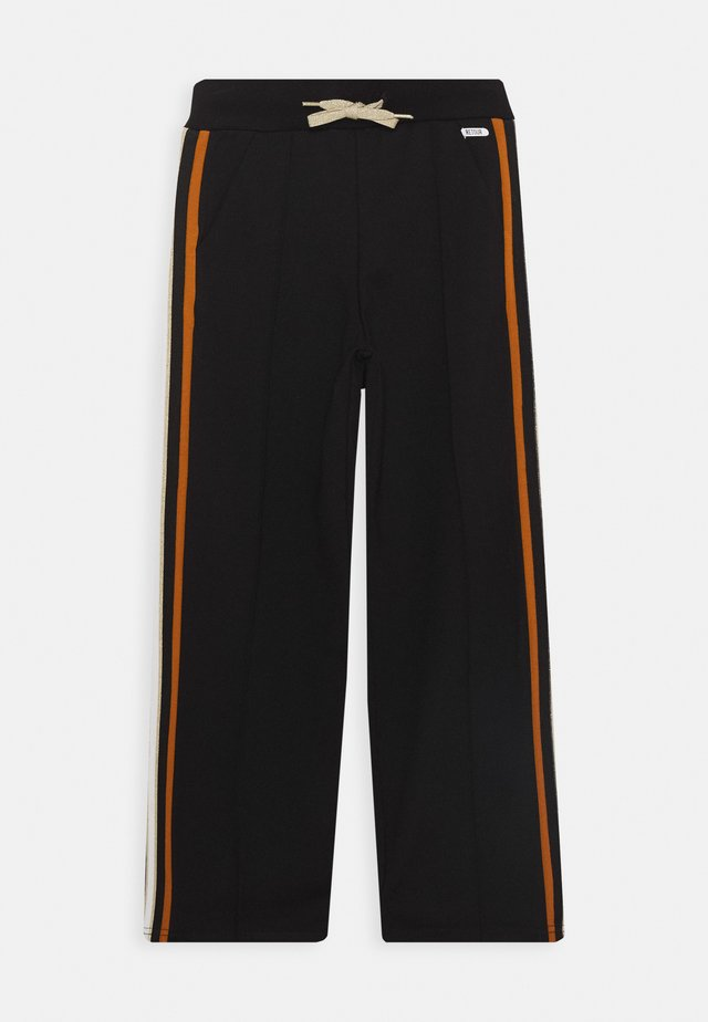 BENTHE - Kalhoty - black