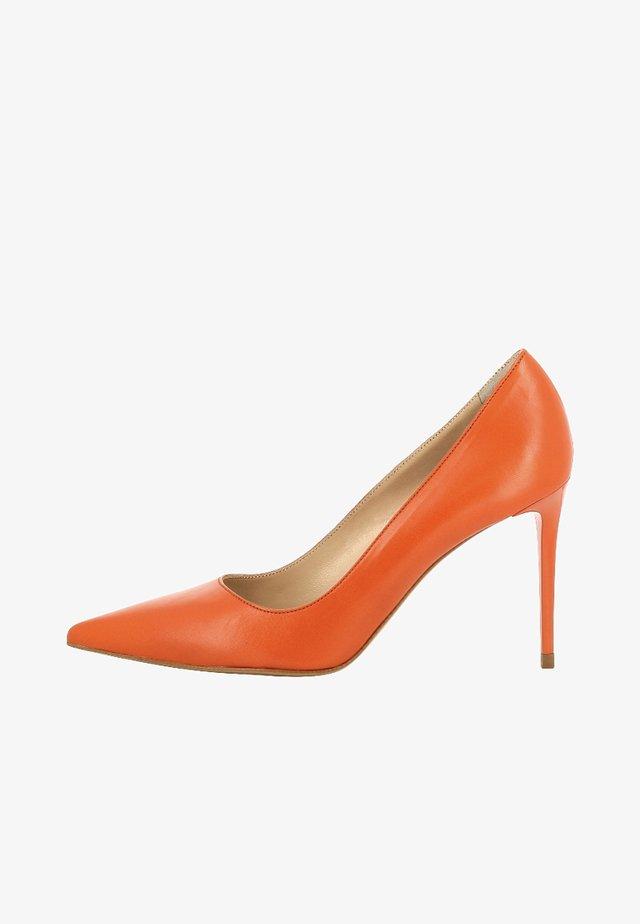 NATALIA - Hoge hakken - orange
