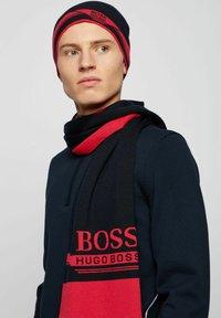 BOSS - GIFT-SET_AURA - Bonnet - dark blue - 0