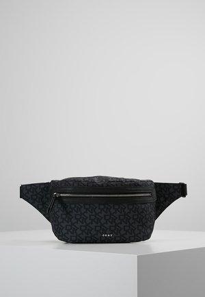 CASEY  LOGO - Bum bag - black