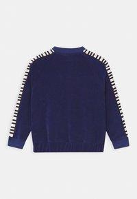 Mini Rodini - PIANO TERRY - Zip-up hoodie - navy - 1