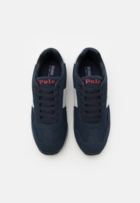 Polo Ralph Lauren - BIG PONY JOGGER UNISEX - Trainers - navy/grey/red - 3
