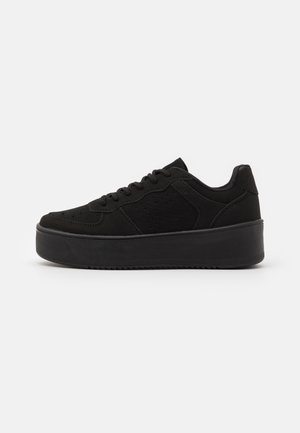 FLIRTY PLATFORM - Sneaker low - black