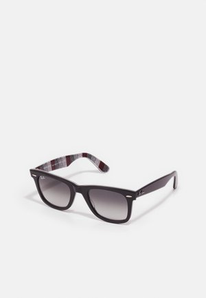 WAYFARER UNISEX - Sunglasses - black