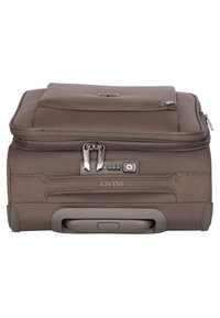 Delsey - MONTMARTRE AIR ROLLEN - Wheeled suitcase - brown - 4