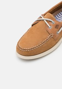 Sperry - 2-EYE - Buty żeglarskie - tan - 5