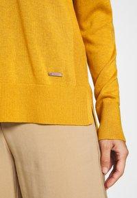 Esprit - Jumper - brass yellow - 6