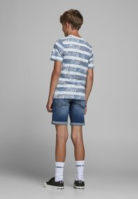 Jack & Jones Junior - Print T-shirt - soul blue - 2