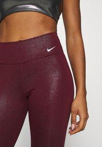 Nike Performance - Tights - dark beetroot - 5
