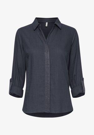 PXPENNY   - Button-down blouse - dark sapphire