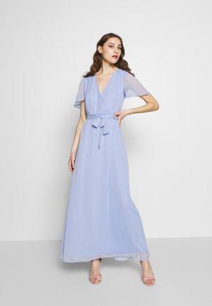 Společenské šaty - blue lavender