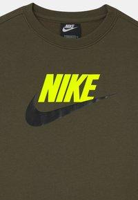 Nike Sportswear - CLUB CREW - Sudadera - cargo khaki - 2