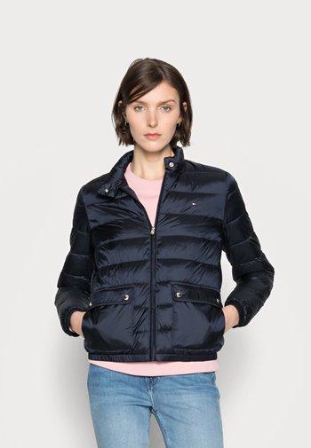 PADDED JACKET - Light jacket - blue
