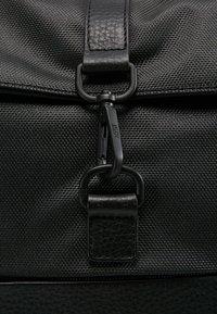 Jost - KURIERRUCKSACK - Rucksack - black - 5
