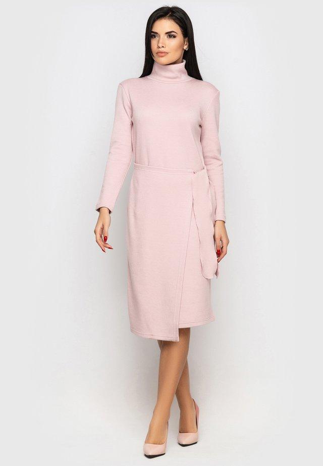 Robe pull - pink