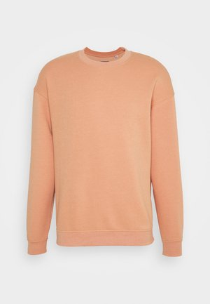 JORBRINK CREW NECK - Sweatshirt - shell coral