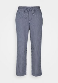 GAP - EASY PANT - Trousers - bold navy - 0