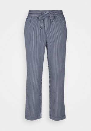 EASY PANT - Trousers - bold navy