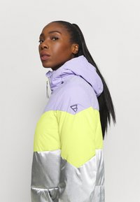 Brunotti - OKALANI WOMEN SNOW JACKET - Snowboardová bunda - lavender - 4