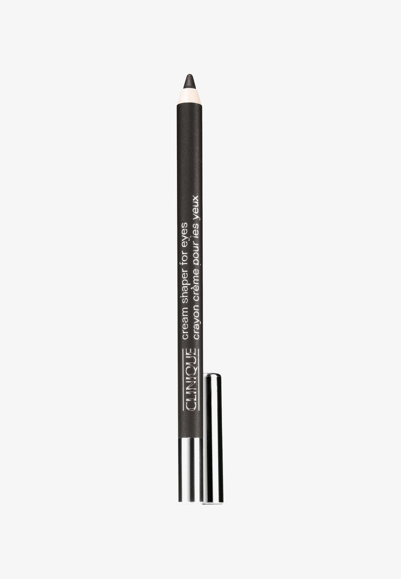 Clinique - CREAM SHAPER FOR EYES - Eyeliner - 01 black diamond