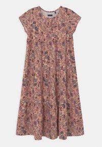 IKKS - Shirt dress - rose poudré imprimé - 0