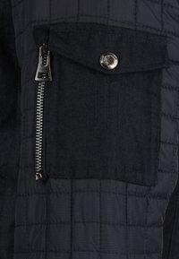 Roosevelt - ROOSEVELT JACKE - Summer jacket - dunkel marine - 0