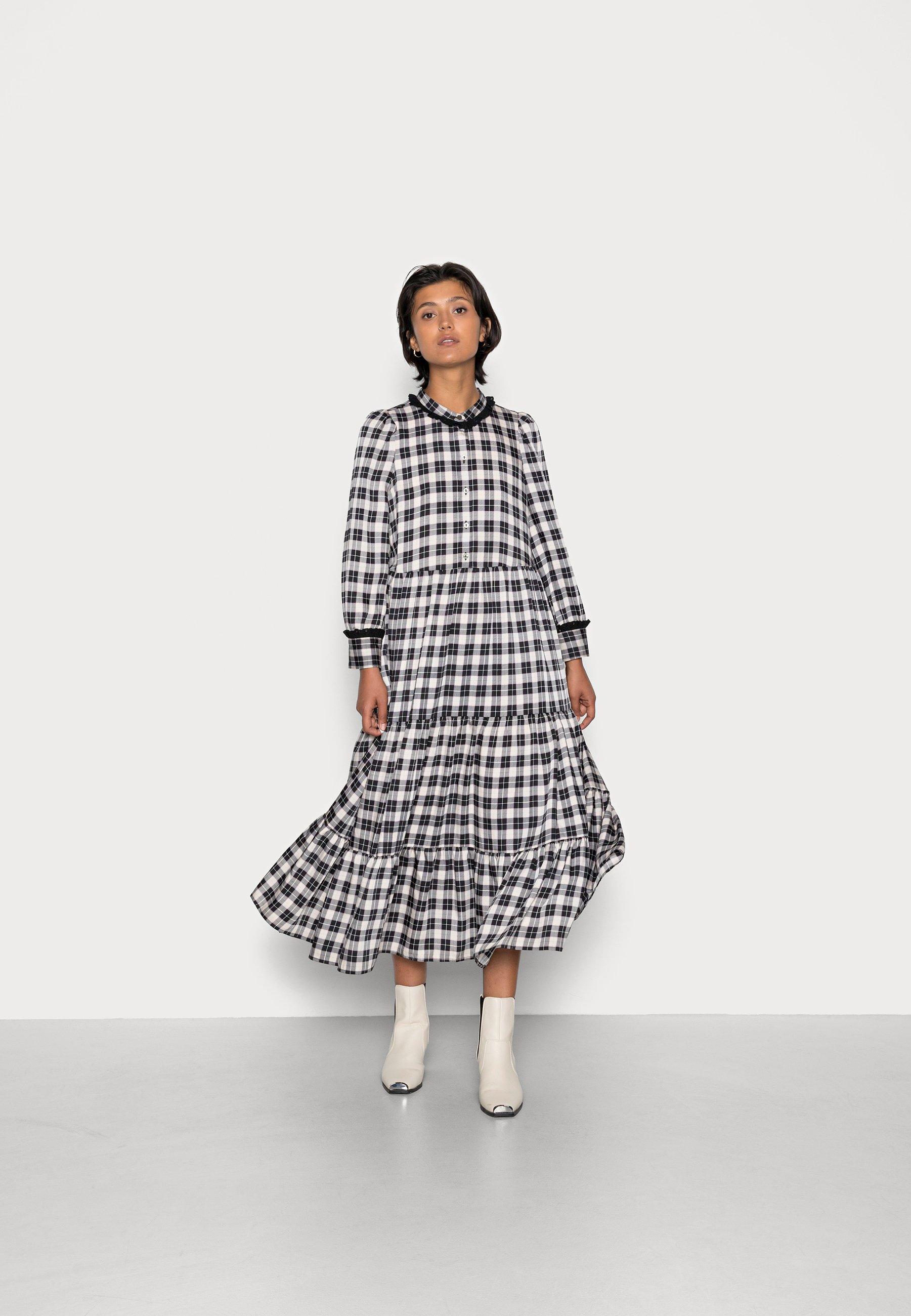 Mujer FARAH MIDI DRESS - Vestido camisero