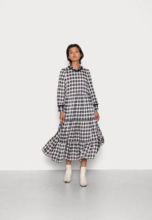 FARAH MIDI DRESS - Shirt dress - julia caviar